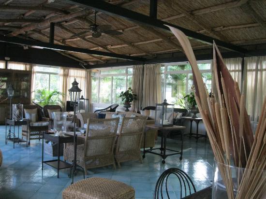 Garden & Villas Resort: sala lettura