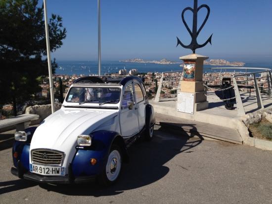 Provence Vintage : 2cv