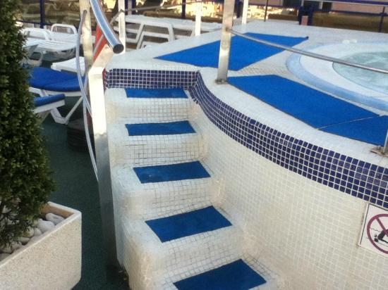 Yaramar Hotel: jaccuzi