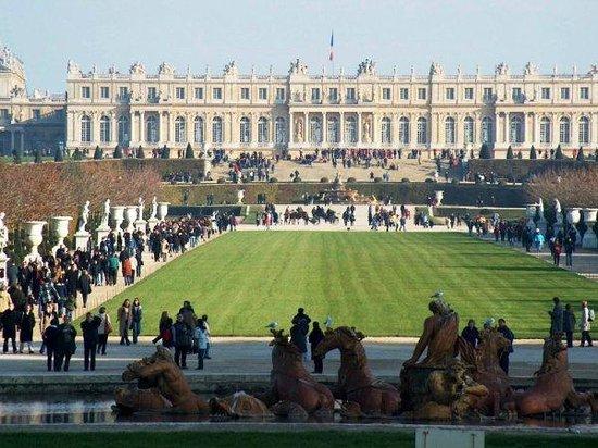 Akopso Tours: Top Vente : Château de Versailles  - www.akopso.com