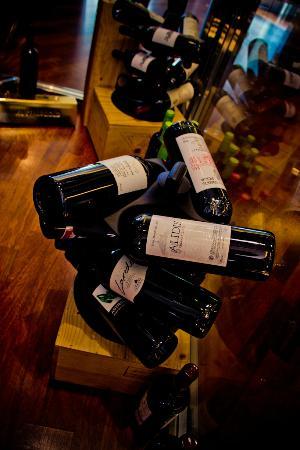 Restaurante La Vil·leta: Vinos