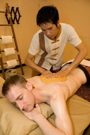 Miracle Spa: Bidy Scrub Treatment