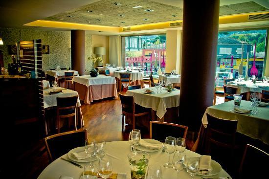 Restaurante La Vil·leta: Restaurante