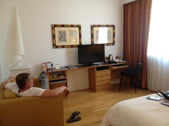 Hotel Plaza Opera: Superior Double Room