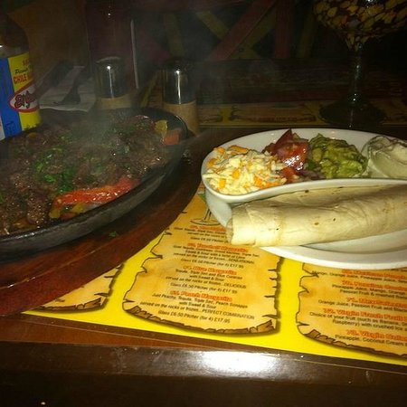 Desperados Food Picture Of Desperados Restaurant Angel London Tripadvisor