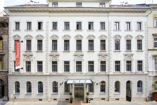 Photo of The Three Corners Hotel Bristol Budapest