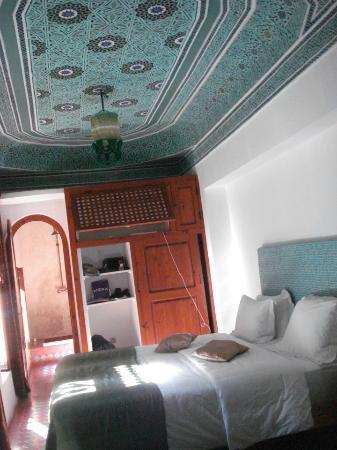 Riad Hidden : Ma chambre