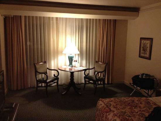 Inn at Virginia Mason: Nice large room