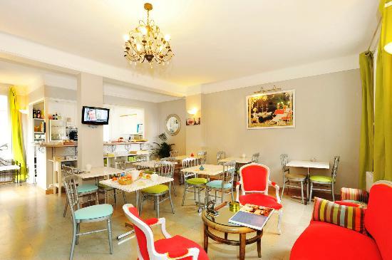 Hotel Villa Sorel Boulogne Billancourt