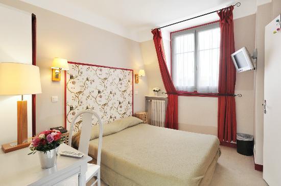 Hotel Villa Sorel: Chambre double classique