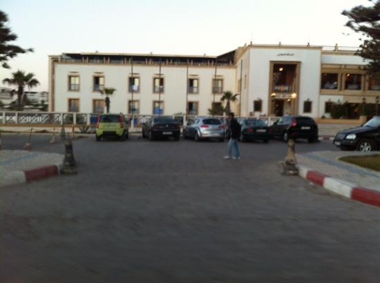 Hotel des Iles: Hotel
