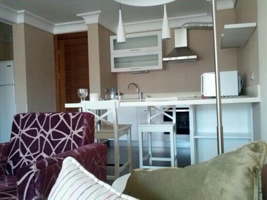 Apart Hotel Best: apart room