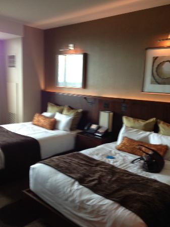 Aliante Casino + Hotel + Spa: クイーン2つ(画像が悪くて済みません!)