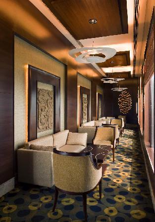 Sampan - The Sky Lounge : 1
