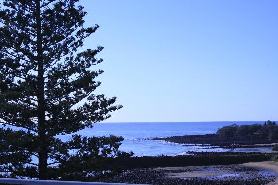 C Bargara Resort: View of Ocean