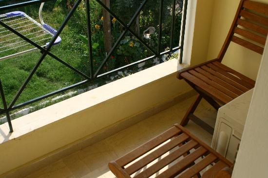 فاسيليكي باي هوتل: Balcony