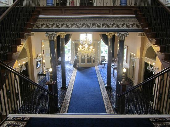 Shrigley Hall Hotel, Golf & Country Club: Shrigley Hall Reception Hall
