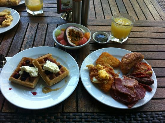 Ramada Resort Port Douglas: Buffet Breakfast was incredible!