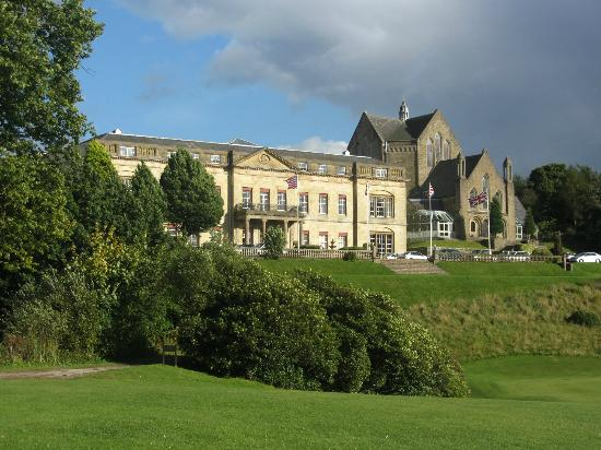 ‪شريجلي هول هوتل جولف آند كنتري كلوب: Shrigley Hall Hotel