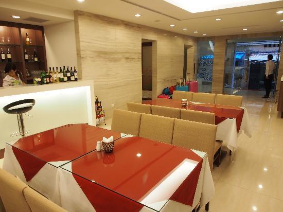 Hanoi Romance Hotel: Hotel Restaurant