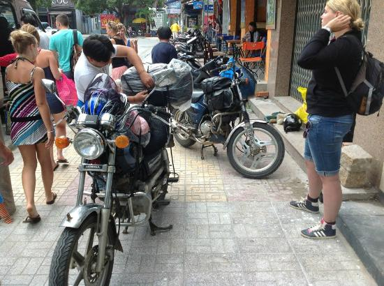 Original Easy Rider Vietnam: First Day