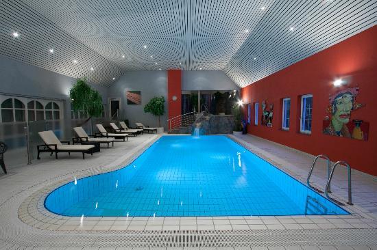 Le Clervaux Boutique & Design Hotel: Schwimmbad