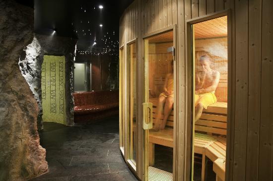 Le Clervaux Boutique & Design Hotel: Sauna