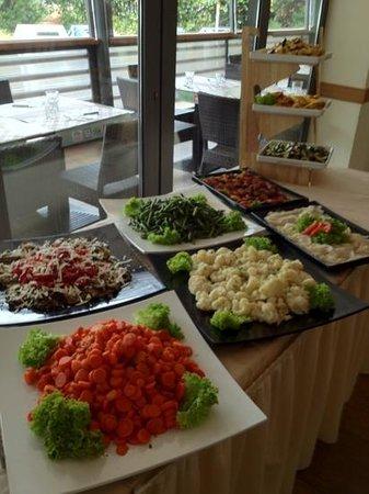 Osteria Pizzeria Margherita: buffet a pranzo