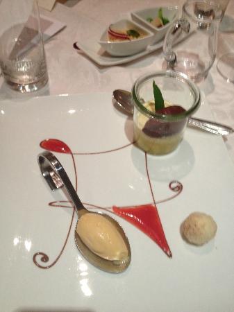 Hotel Alpenhof Hintertux: dessert