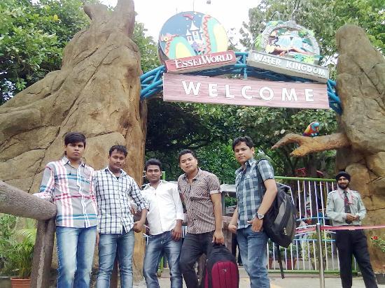 Water Kingdom: we r badmass group