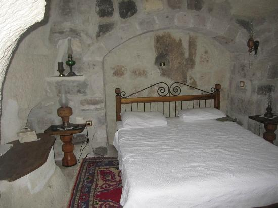 Koza Cave Hotel: zona notte