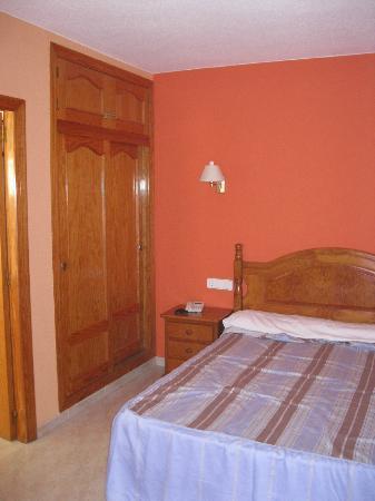 Hotel Noguera: HABITACION