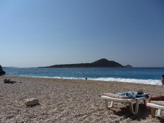 Kaputas Beach: Kieselstrand
