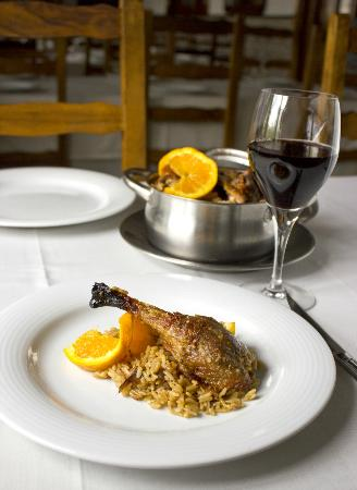 O Nordeste Transmontano: Arroz de Pato com Pato Assado à Antiga | Duck Rice with roasted Duck