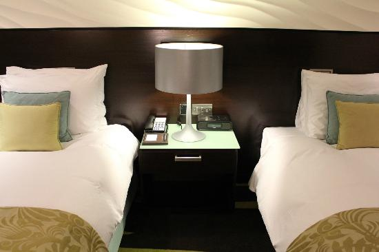 Radisson Blu Hotel, Abu Dhabi Yas Island: Two double beds