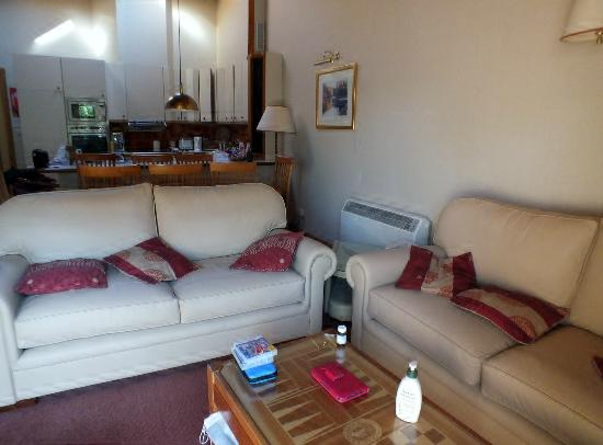 Hilton Grand Vacations Club at Craigendarroch Lodges: lounge area