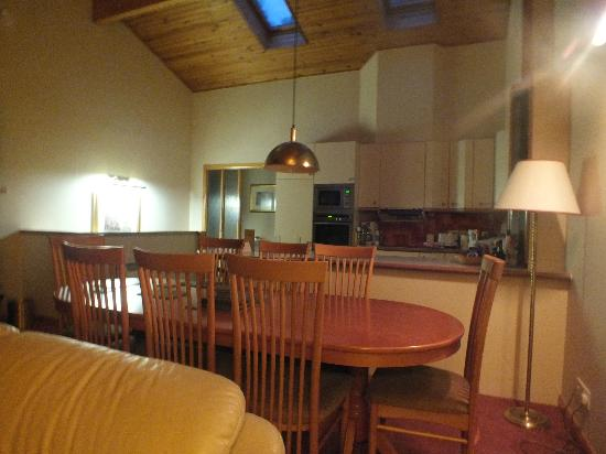 Hilton Grand Vacations Club at Craigendarroch Lodges: Kitchen Diner