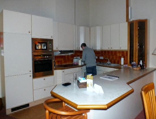Hilton Grand Vacations Club at Craigendarroch Lodges: Kitchen