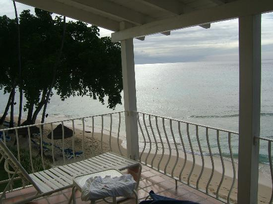 Paynes Bay, Barbados: wonderful view every day