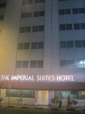 Imperial Suites Hotel: Hotel