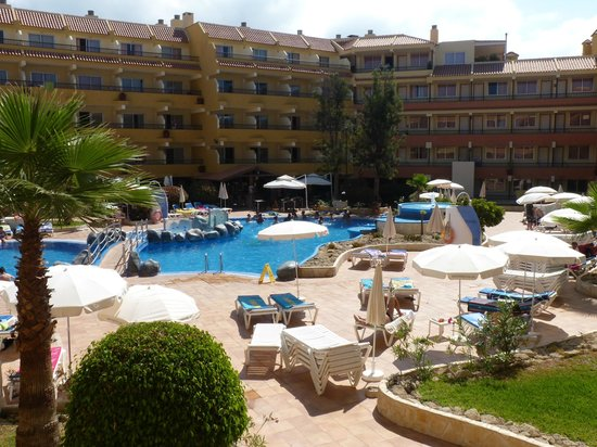 Piscine picture of hovima jardin caleta la caleta - Hotel jardin caleta ...