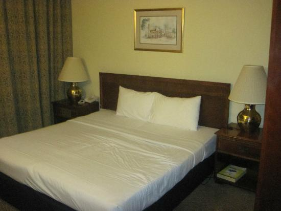 Imperial Suites Hotel: Room