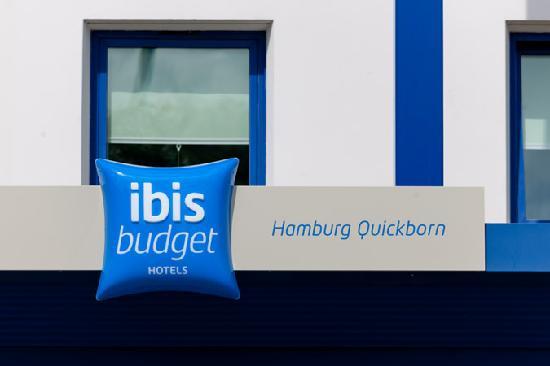 Ibis Budget Hamburg Quickborn: außenansicht