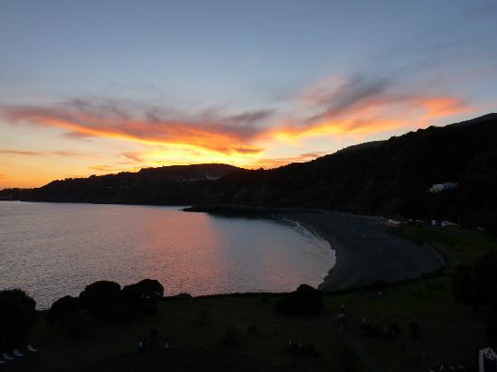 Pestana Bahia Praia: sunset
