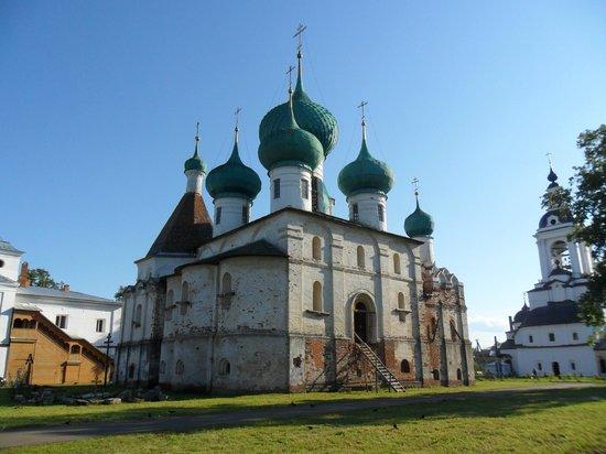 Monastery of St Avraam