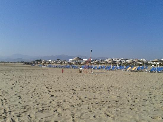 Club Med Yasmina: La plage