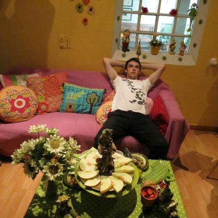 Pensao Royal: Feeling a lil stuffed