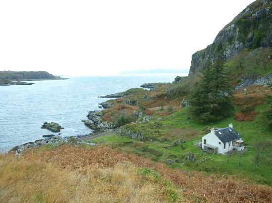 Lagnakeil Highland Lodges: Tigh Beg cottage, absolutely blissful place.