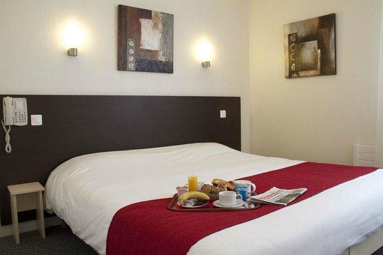 Hotel Leopol: Chambre confort