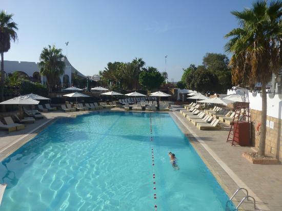 Club Med Agadir: Vue de la piscine